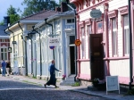Old Rauma. Photo courtesy of Visitfinland.com.