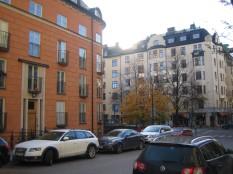 Sankt Eriksvarteren is located directly in the city.