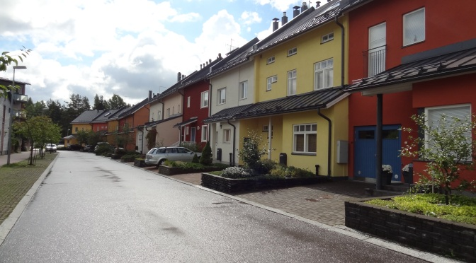 Insights into Townhouse Development in Helsinki and Stockholm