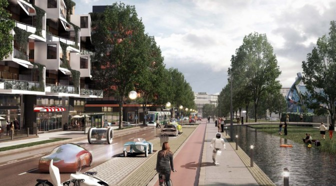 Design First or Last? A Fork in the Road for Helsinki's New City Plan