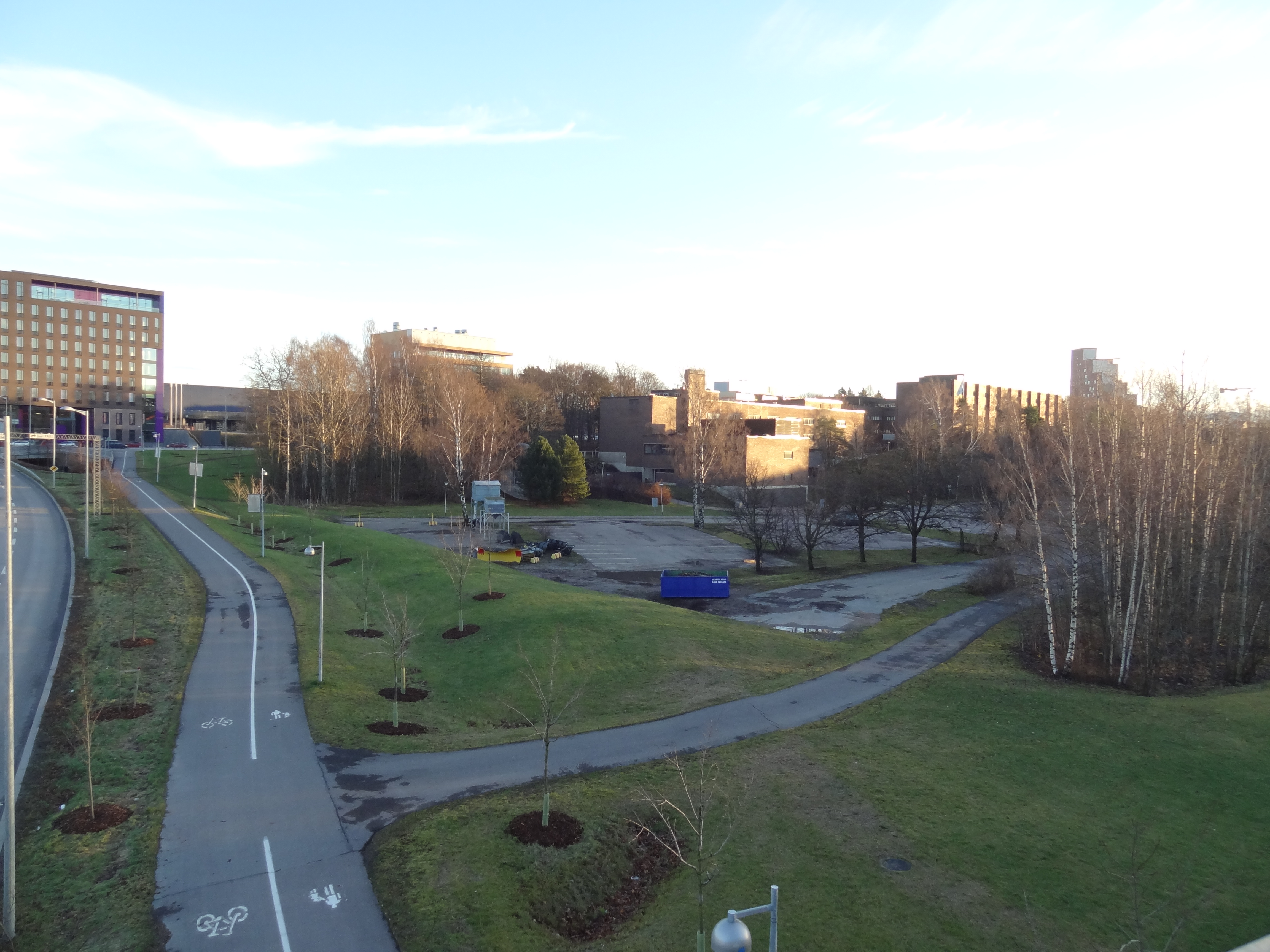 Ten reasons why helsinki needs do it yourself urban planning from this is how the site looks like now solutioingenieria Choice Image