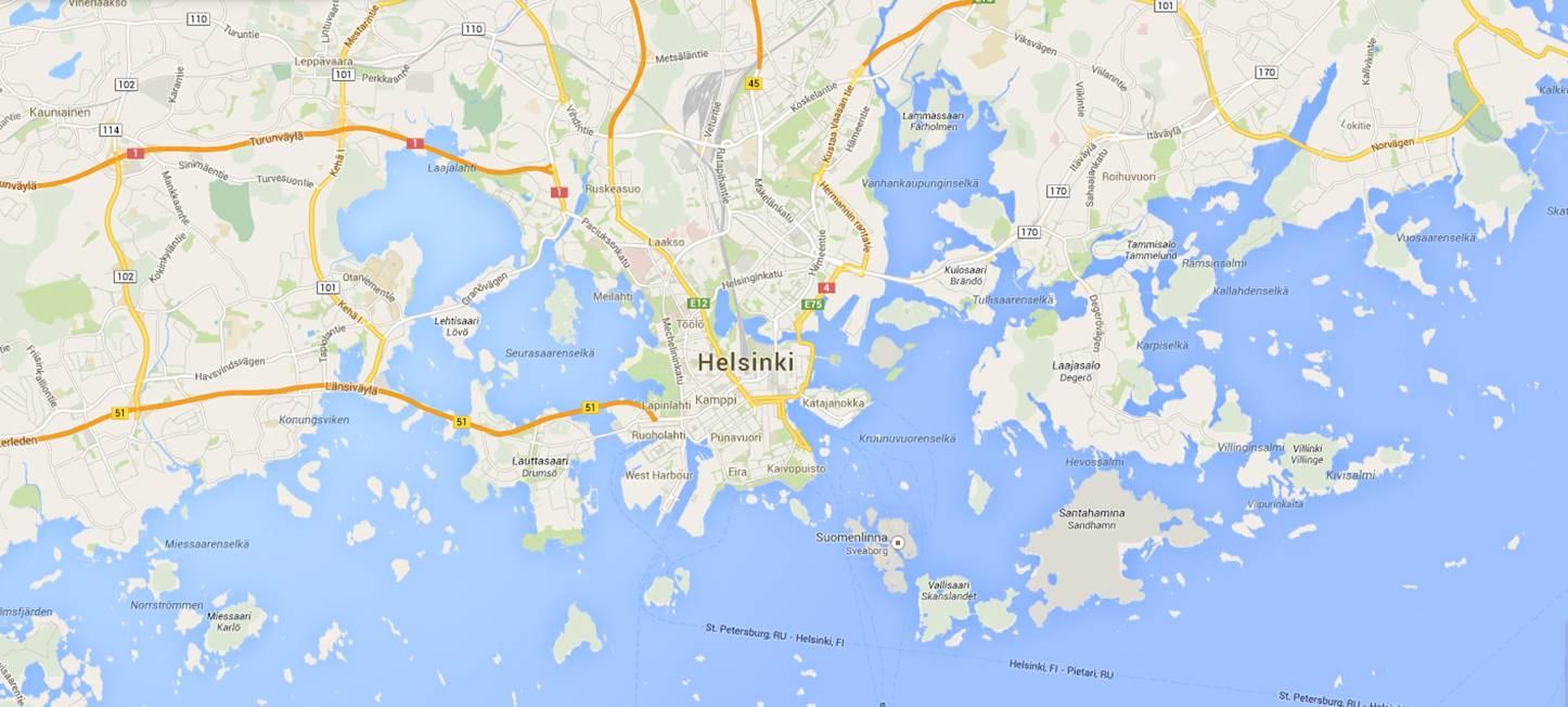 Helsinkis Daughter of the Baltic Sea Brand Needs a Ljubljana