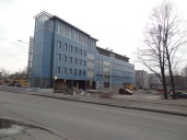 The Viikki Environment House is super sustainable technically, but it's not a pretty sight.