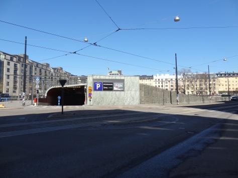 Lastenlehto Tunnel Entrance