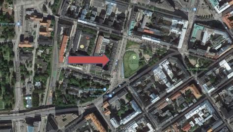 Lastenlehto Park Map