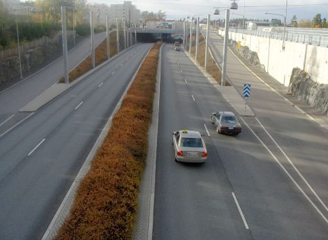 Road infrastructure investments in East Helsinki. Picture source: Wikimedia Commons.