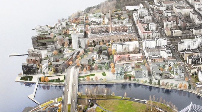 Six Major Developments Shaping Finnish Cities: 2014 in Review