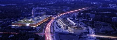 Itäkeskus. Image courtesy of Kesko.