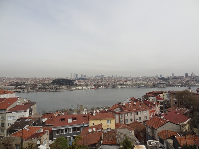 Istanbul: Notes on the Eternal City's Urban Problems and Ideas