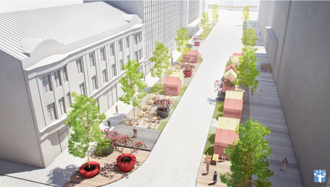 Tactical Urbanism Can Help Cities Meet Changing Livability Demands