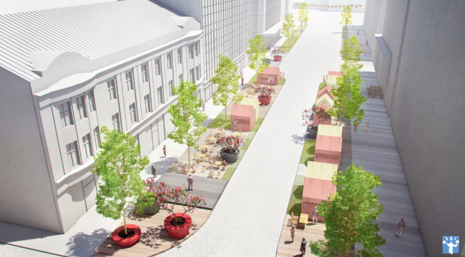 Tactical Urbanism Can Help Cities Meet Changing Livability Demands