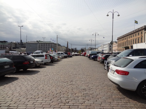 One of Helsinki's top tourist attractions, the South Harbor area and Market Square are now in very smart use.