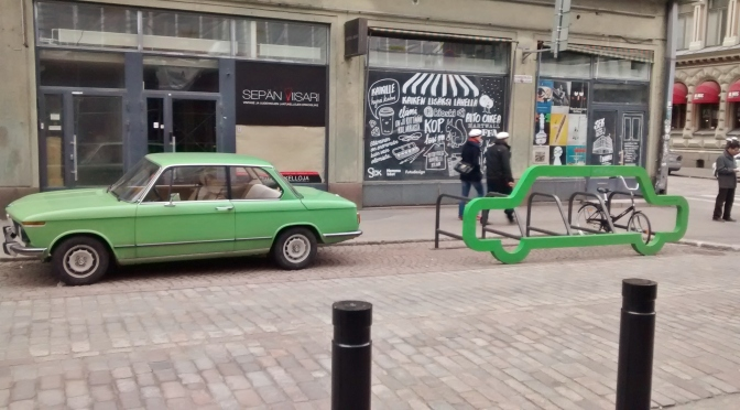 Intelligent Mobility and the Long Walk to Freedom from Cars