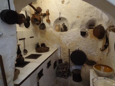Matera Cave Dwelling