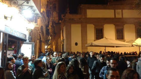Palermo night life