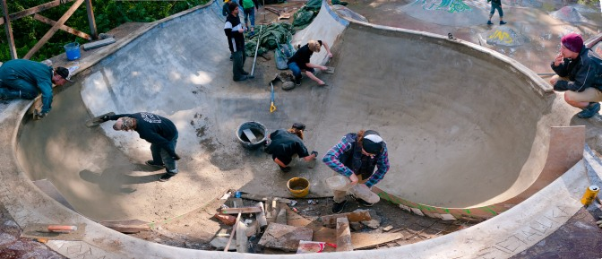 The Power of DIY Urbanism: How a Group of Skateboarders Changed the City